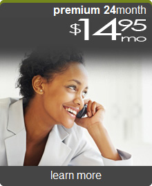 VoIP Digital Phone Service - Premium 24 Month Plan - $14.95/mo - Learn More