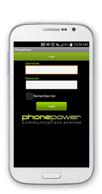 PhonePower Android app